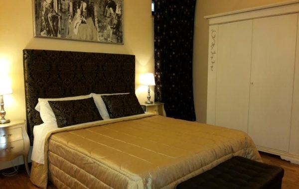 Appartamento-1-camera-letto e divano letto